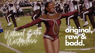 Brande Pa'trice National Baton Twirling Masterclass Fundraiser