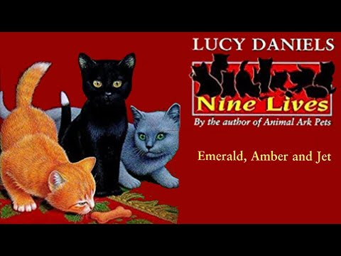 REVIEW: 'Nine Lives: Emerald, Amber and Jet' by Lucy Daniels