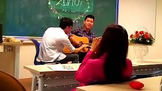Em dạo này (acoustic guitar cover) - by Vinh & Thắng