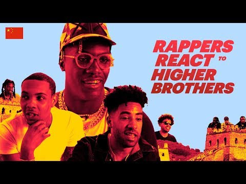 Rappers React to China's Higher Brothers | Migos, Lil Yachty, Playboy Carti, KYLE, & more