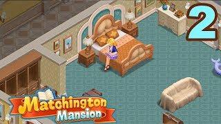 MATCHINGTON MANSION - WALKTHROUGH GAMEPLAY - PART 2 ( iOS | Android )
