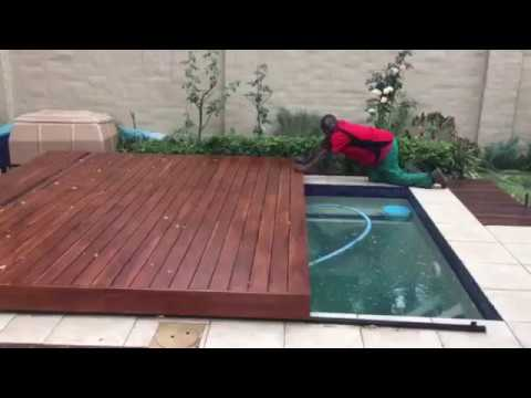 Mna Deck Over Pool Area Youtube