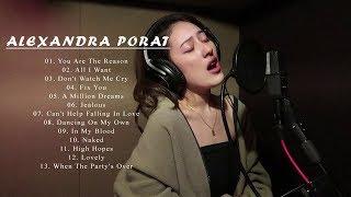 ALEXANDRA PORAT COVER | BEST SONG FULL ALBUM 2020