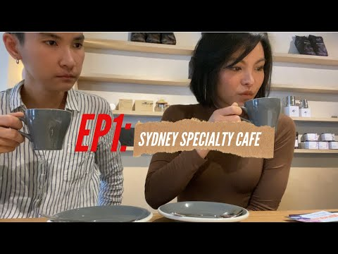 1St Ever Vlogging.. How To Order A Coffee At Specialty Cafe..Sydney Australia
