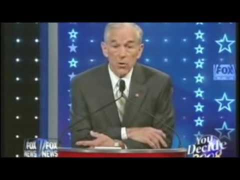 Happy 81st Birthday Ron Paul!   Favorite Video Ron Paul Vs  Rudy Giuliani