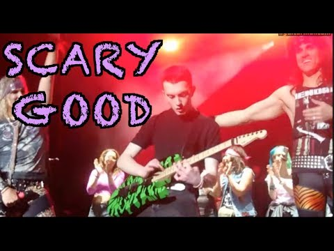 Scary Good Guitarist On Youtube ( Part 3)