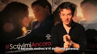 #ScrivimiAncora - I 3 motivi di Christian Ditter per cui dovreste vedere il film