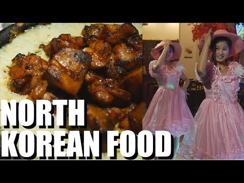 NORTH KOREAN vs. SOUTH KOREAN food (vs Vietnamese food)