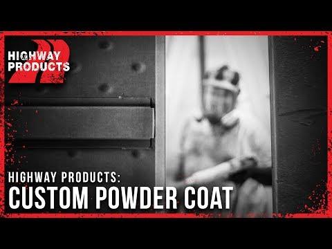 Highway Products | Custom Powdercoat Options