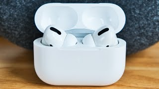 AirPods Pro Review - Apple Wins... Again