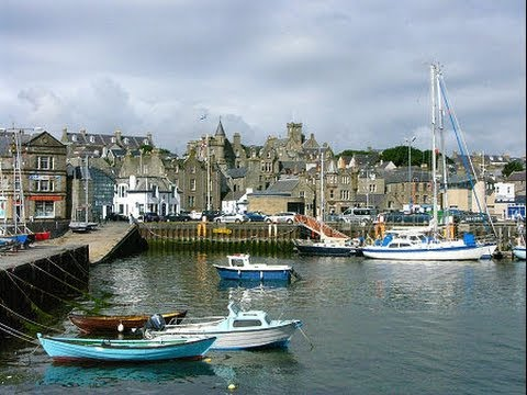 Shetland Islands: Lerwick, Scotland