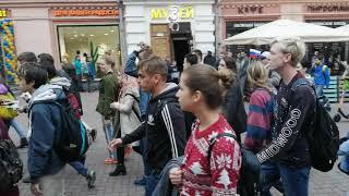 Путин - Вор от Бессрочного Протеста на Арбате