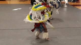 SANDIA PREP POW WOW –  2018  Fancy Dance