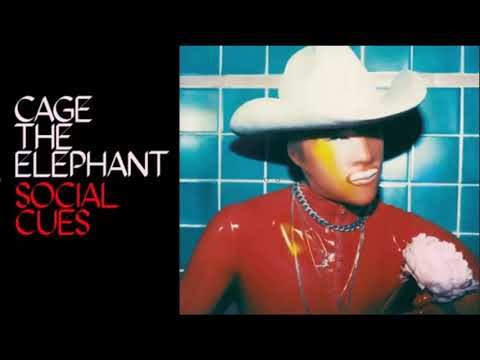 20x20 24x24 Poster Cage the Elephant Albums Cover Social Cues 04 K-733
