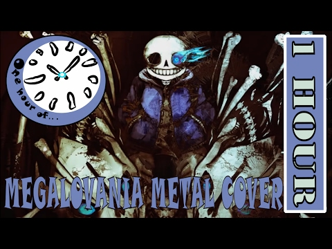 MEGALOVANIA 【Intense Symphonic Metal Cover】 1 hour | One Hour of...