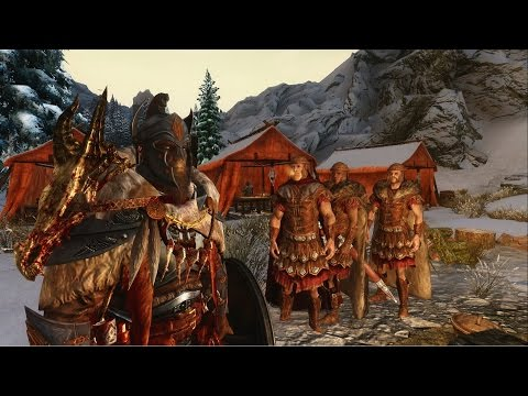 Skyrim Builds - The Warlord (Modded)