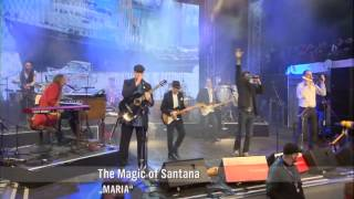 The Magic of Santana - Maria Maria 2015