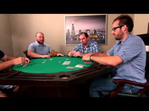 Nexus 21   Poker Table