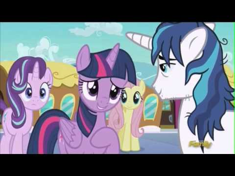 blind commentary My Little Pony Season 6 EP 1 and 2 crystalling