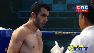 Kun Khmer, វង្ស ណយ Vs អ៊ីរ៉ង់, Vong Noy Vs Iran, CNC boxing 16 Nov 2018 | Fights Zone