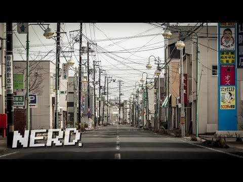 Tomioka, Fukushima - The Nuclear Ghost Town