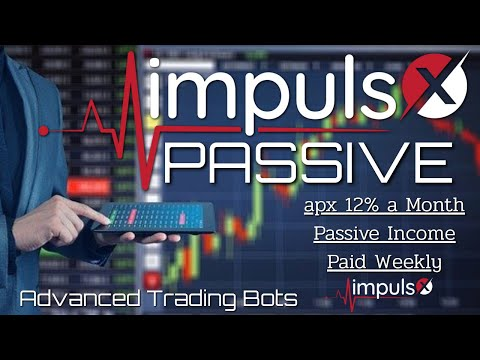ImpulsX Passive ~Professional Bot Traders~ First Trading Proof Released, Reinvesting and Quick Look