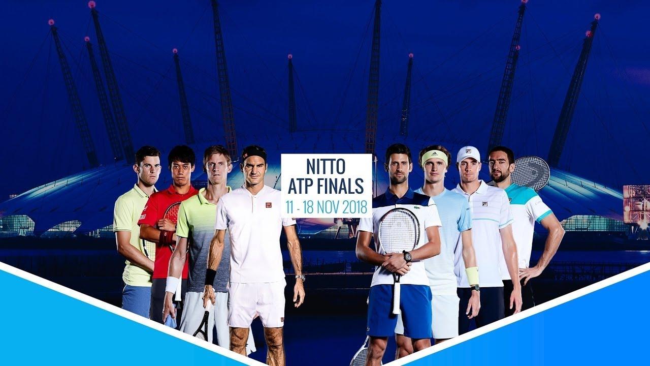 2018 Nitto ATP Finals: Live Stream Practice Court 1 (Sunday)