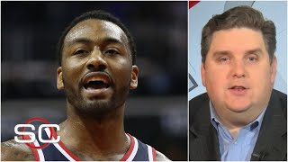 Brian Windhorst explains the Russell Westbrook-John Wall trade | SportsCenter