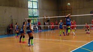 Pallavolo U12 femminile - Polisportiva Besanese  vs  Volley Sovico