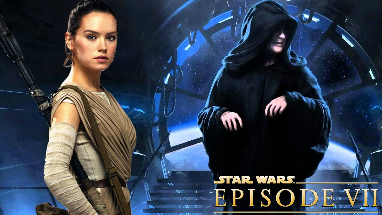 Do Rey and Darth Sidious have the same fighting style? - YouTube