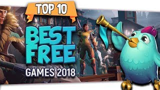 "🤓 The Best ""New Free To Play"" Games 