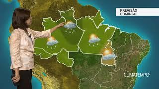 Previsão Norte – Tempo volta a secar no Tocantins