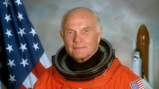 Astronaut John Glenn -
