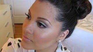 Jennifer Lopez Oscars 2012 Makeup Tutorial