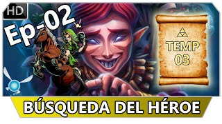 Cronología de Zelda: Línea del Héroe Niño 02 - Búsqueda del Héroe | NDeluxe