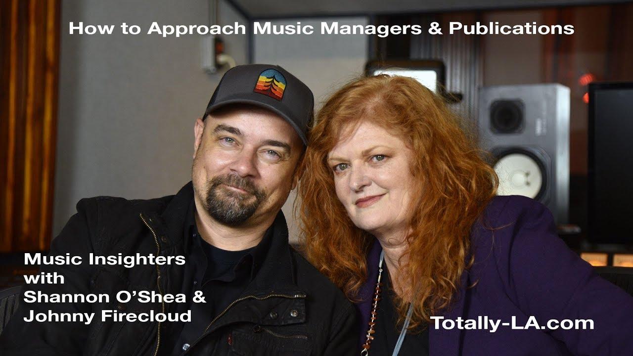 Music Manager Shannon O'Shea Interviews Music Tastemaker