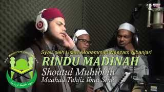 Download Mp3 Rindu Madinah - Shoutul Muhibbin