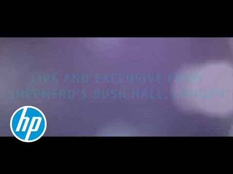 Ellie Goulding Live with HP Connected Music