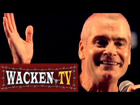 Henry Rollins - Full Show - Live at Wacken Open Air 2016
