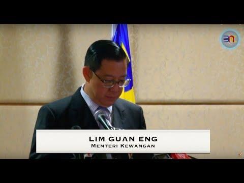 [SIDANG MEDIA] Lim Guan Eng, Menteri Kewangan