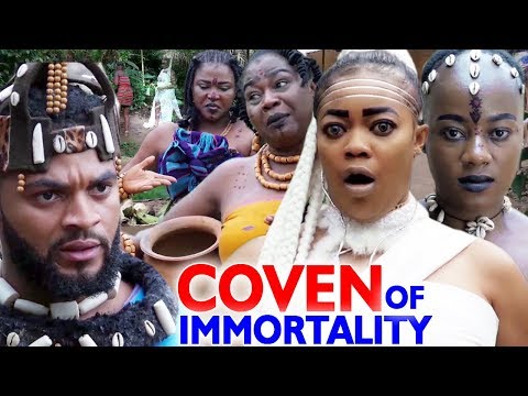 "COVEN OF IMMORTALITY SEASON 1&2 ""NEW MOVIE"" – (Eve Esin) 2019 Latest Nollywood Epic Movie"