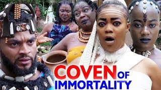 COVEN OF IMMORTALITY SEASON 1amp2 quotNEW MOVIEquot - Eve Esin 2019 Latest Nollywood Epic Movie