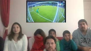 Reacción Final Copa America Centenario Chile vs Argentina 2016