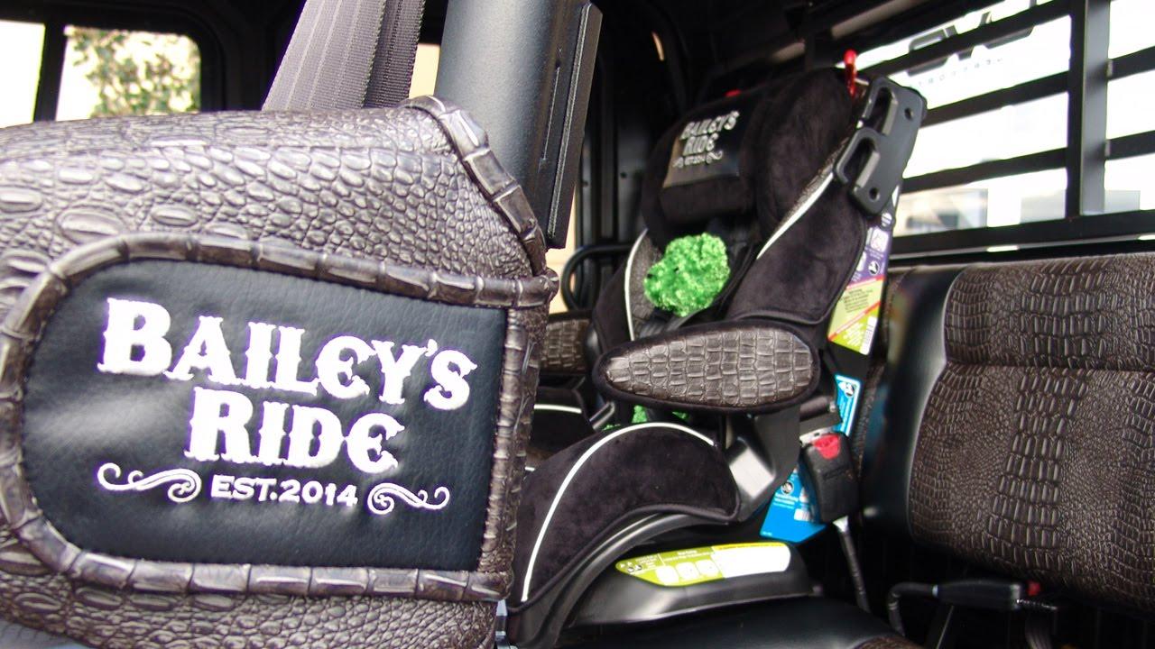 Uvc Custom Kawasaki Mule Pro Fxt Cab Heater Custom Seats