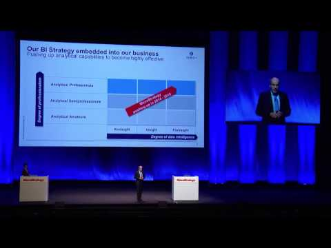 Martin Buess of Zurich Insurance Speaks at MicroStrategy World 2014