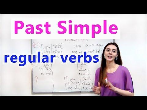 past-simple-(regular-verbs).-pre-intermediate-lesson-2