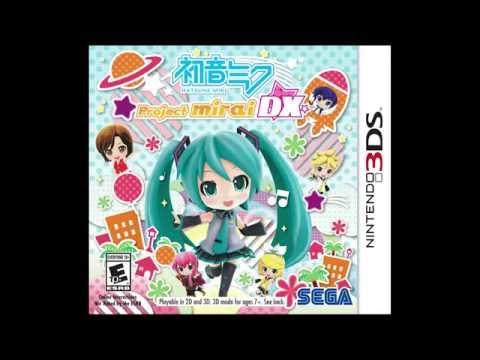 Hatsune Miku: Project Mirai DX - Reverse Rainbow Feat. Len And Rin