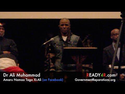 Dr Ali Muhammad: Realities of Nation Building (ARNA)