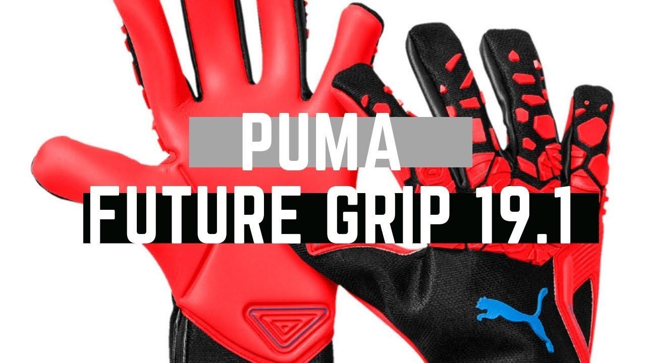 Puma Future Grip 19.1 Goalkeeper Glove Review