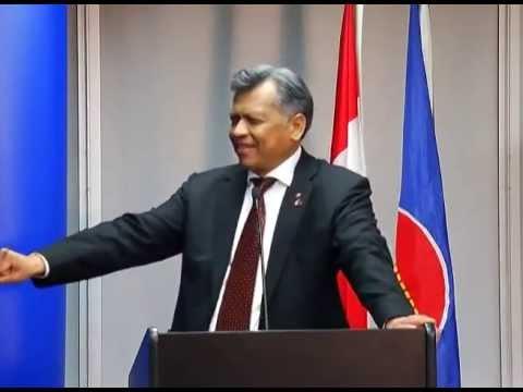 Surin Pitsuwan - ASEAN in Asia's Rise